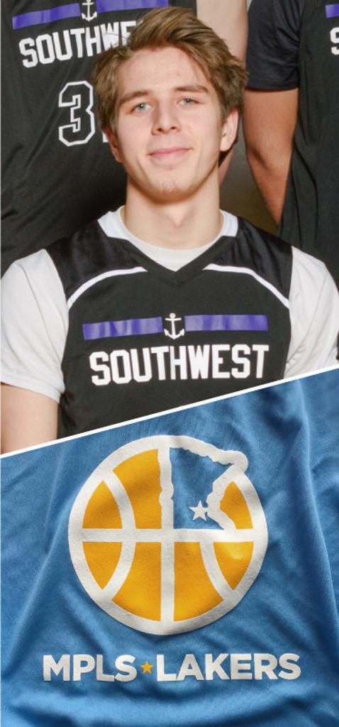 Ben Elias Southwest Lakers Class of 2020