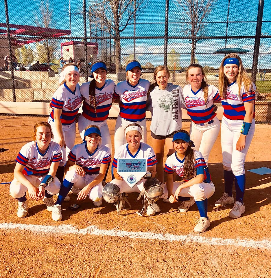 Colorado Diamonds Softball