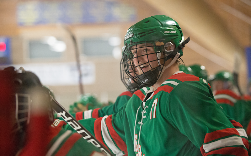 East Grand Forks' matchup with rival Thief River Falls on Tuesday may end up a preview of a postseason showdown between these rivals. Photo by Cheryl Myers, SportsEngine