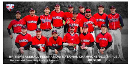Richmond Knights | London baseball team