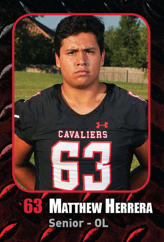 PRE-DISTRICT GAME 4 vs PLUGERVILLE HENDRICKSON - Player of the Week, BIG BLOCK