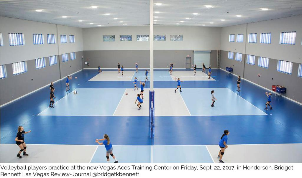 Volleyball club to host tryouts at new Henderson facility
