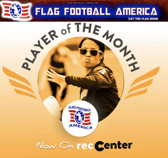 Vanita Krouch (OCTOBER 2017) 6 screen titles (2008, 2010, 2011, 2014, 2015,2016); 3 Contact titles (2009, 2011, 2012) Played for the USA flag football team, 5-Canada championship titles and awards, 4-Roswell championships, 3-Asian Olympics titles, 3-Goodp