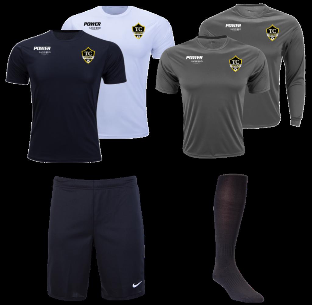 0c0f7f729 Badger Uniform Kit (Academy Kit - U10 U12 teams). All players are ...