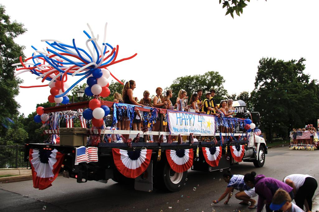 July 4th Parade!