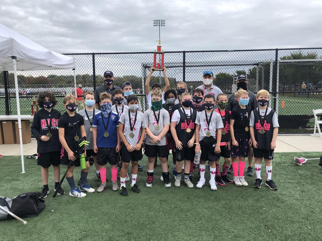 HoCo Lacrosse Club - Pink