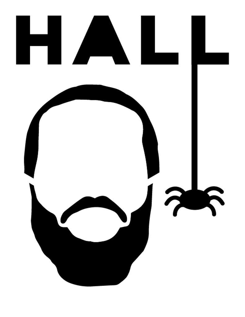 Spooky Jeremy Hall