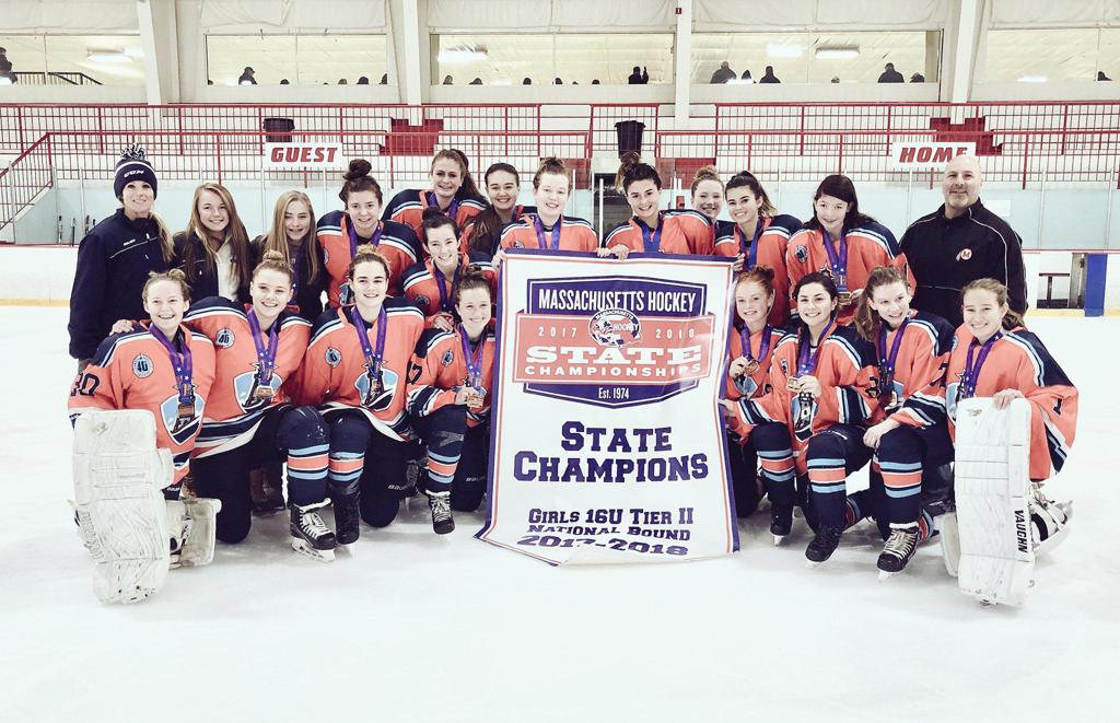 26 Massachusetts Hockey Teams Participating In Nationals