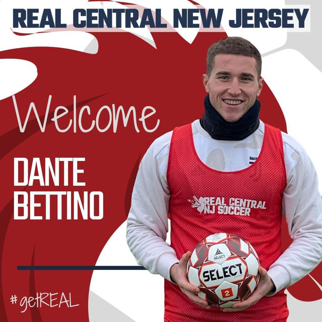 Dante Bettino joins RCNJ