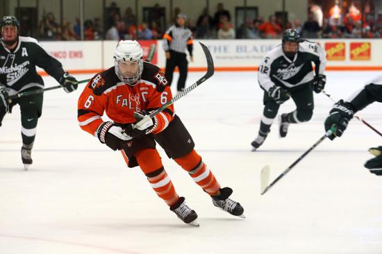 WCHA: Falling Into Place