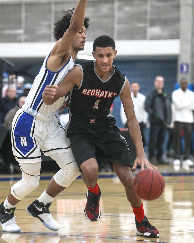 Minnehaha Academy's Jalen Suggs and the Redhawks are one of several small-school programs that beefed up their regular-season schedules with games against some of the best big-school teams, including a matchup with Class 4A, No. 1-ranked Apple Valley.