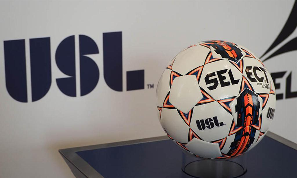 The USL announced that it has agreed to partner with renowned soccer manufacturer Select, which will become the official ball supplier to all USL team starting in 2018.
