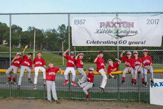 Paxton Little League