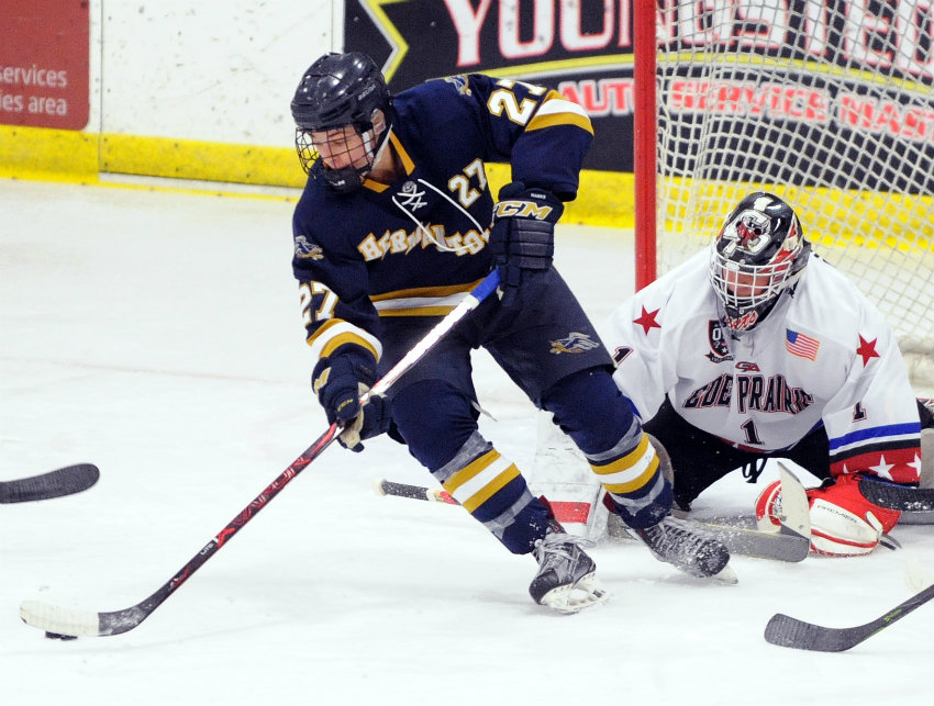 MN H.S.: Top Games - Hermantown, Duluth Marshall Collide In Duluth Rivalry