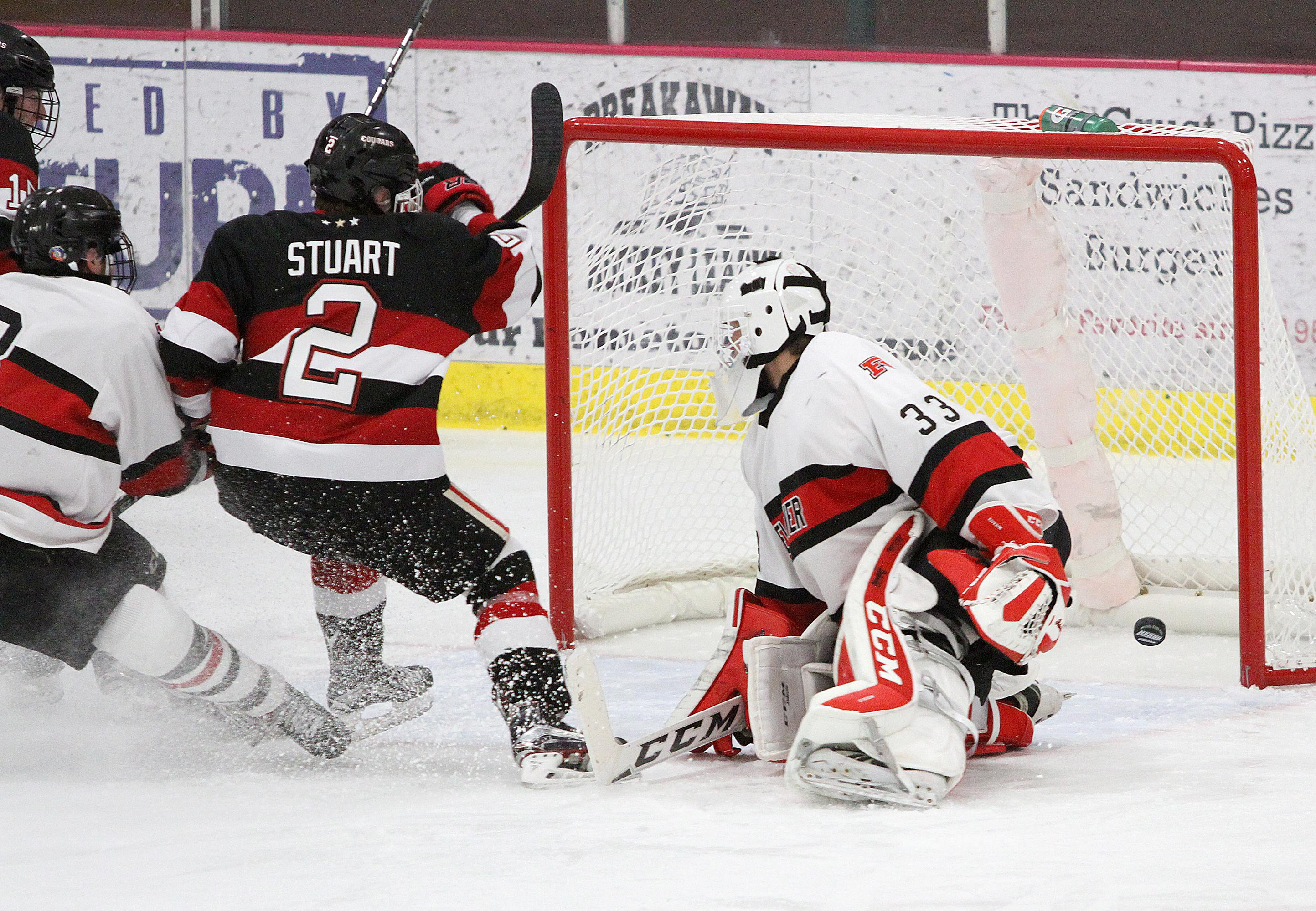 MN H.S.: Centennial Rides Early Momentum To Victory Over Elk River