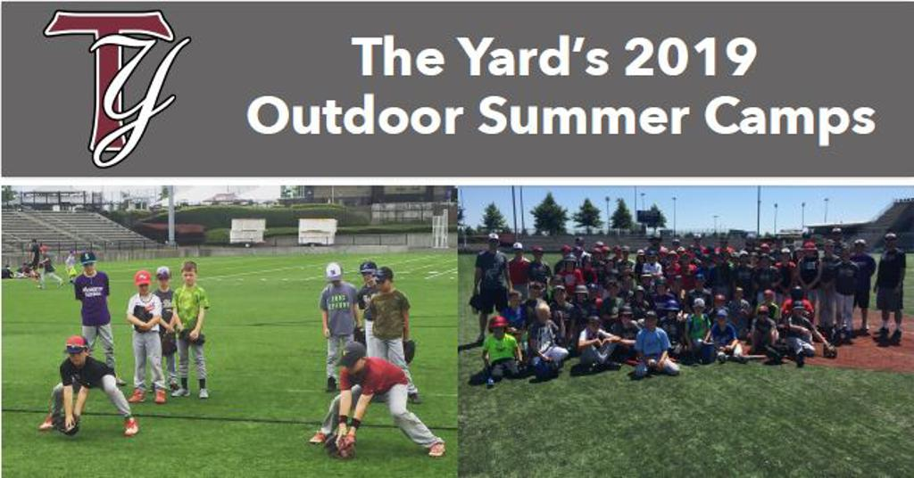 The Yard's 2019 Summer Camps