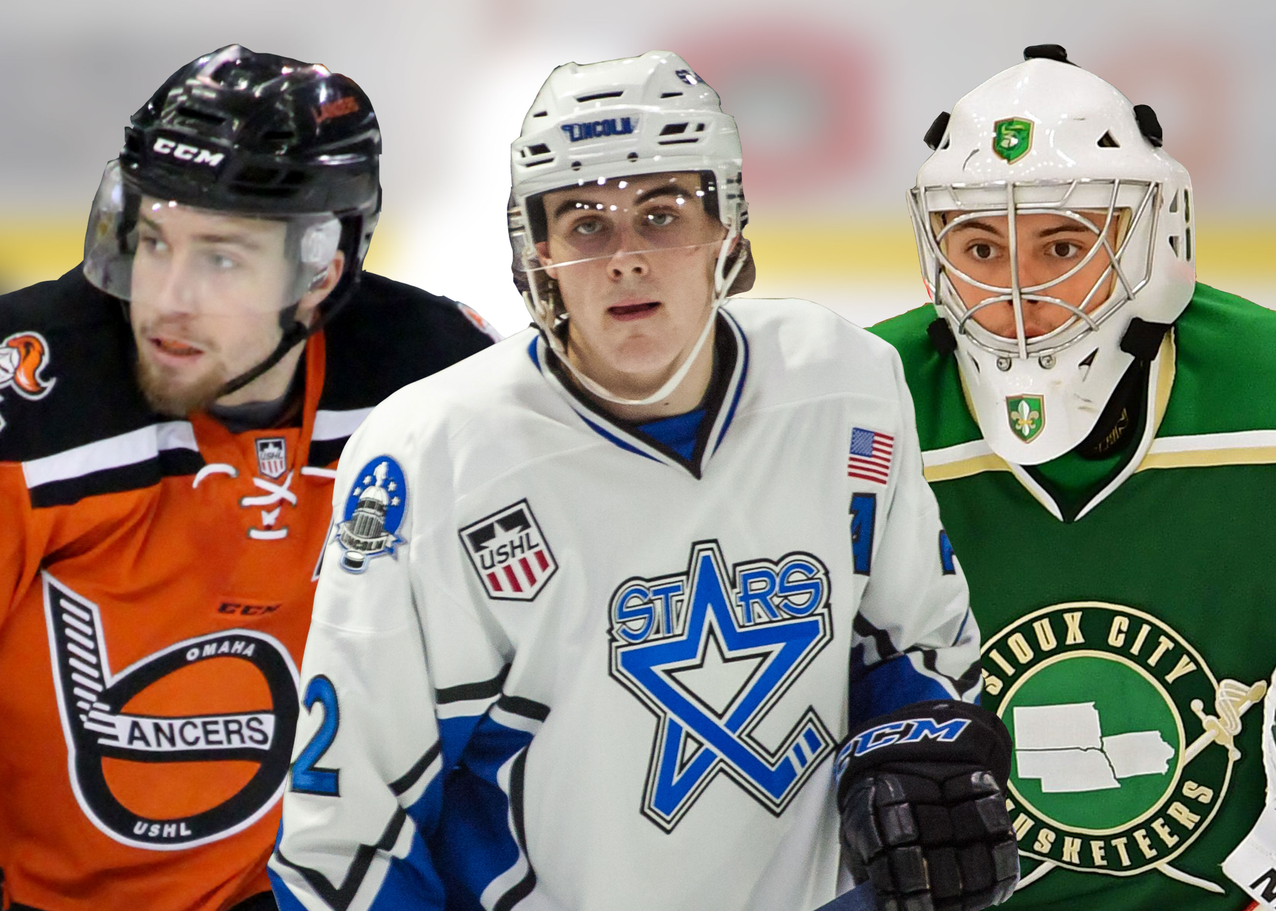 USHL: Players Of The Week - Week 11, 2017-18
