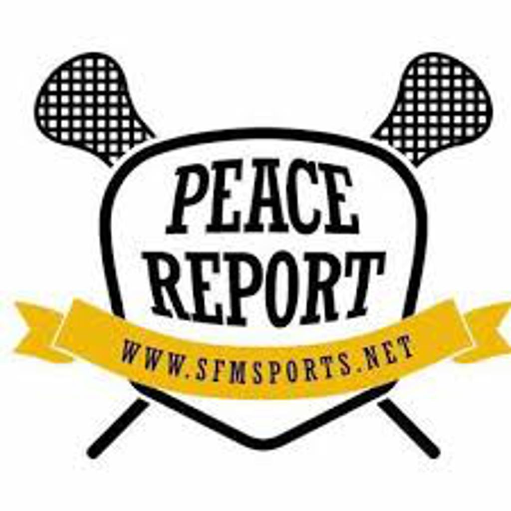 APEX Lacrosse Events Peace Report Logo