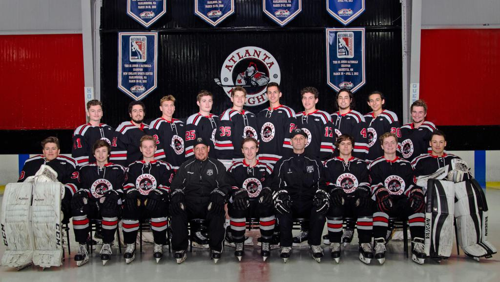 2017-2018 USPHL Elite Knights
