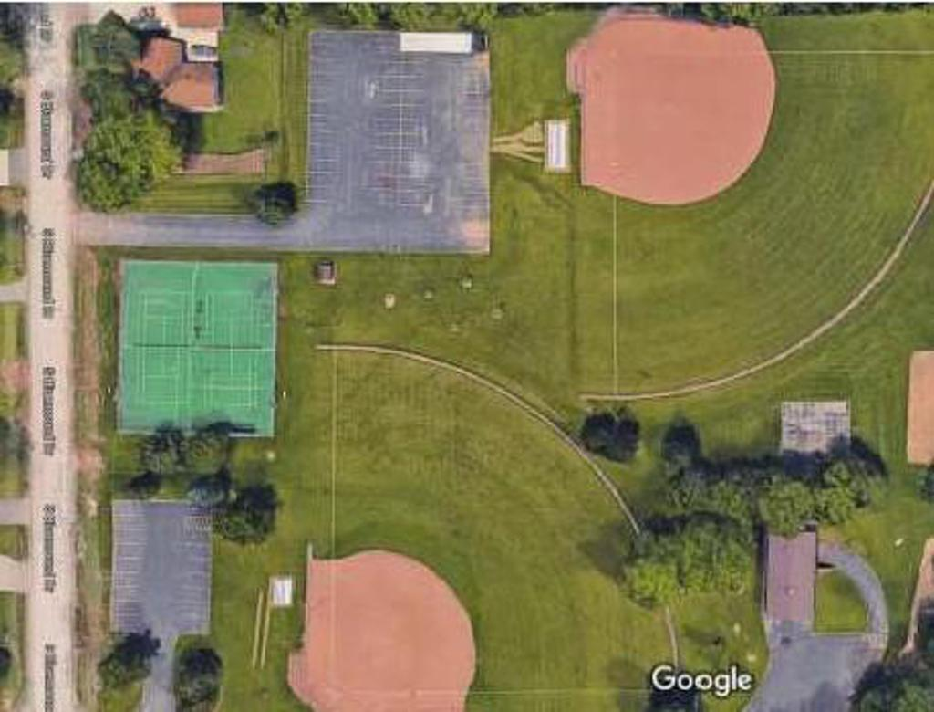 Carter Woods Park - 13U games & Club Practice Facility