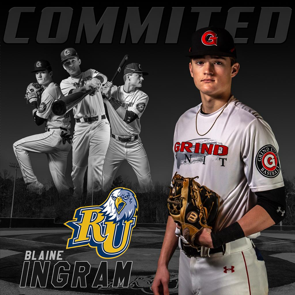 "BLAINE INGRAM ""COMMITTED"""