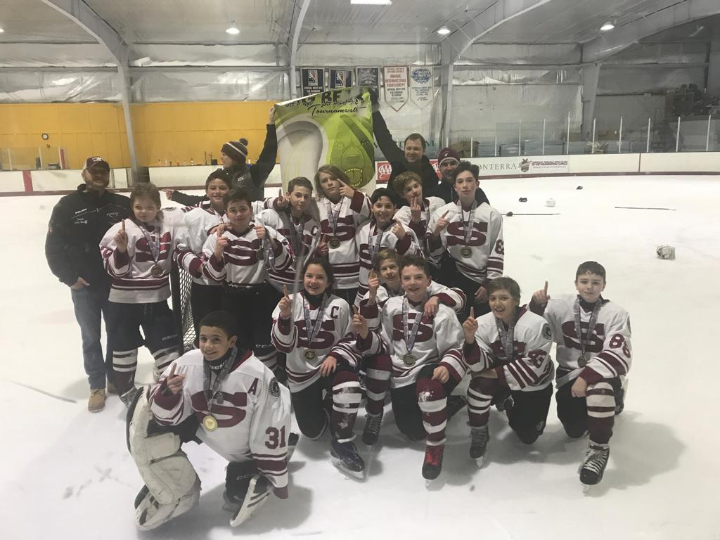 2018 Big Bear Mountain King - Pee Wee A - CHAMPIONS