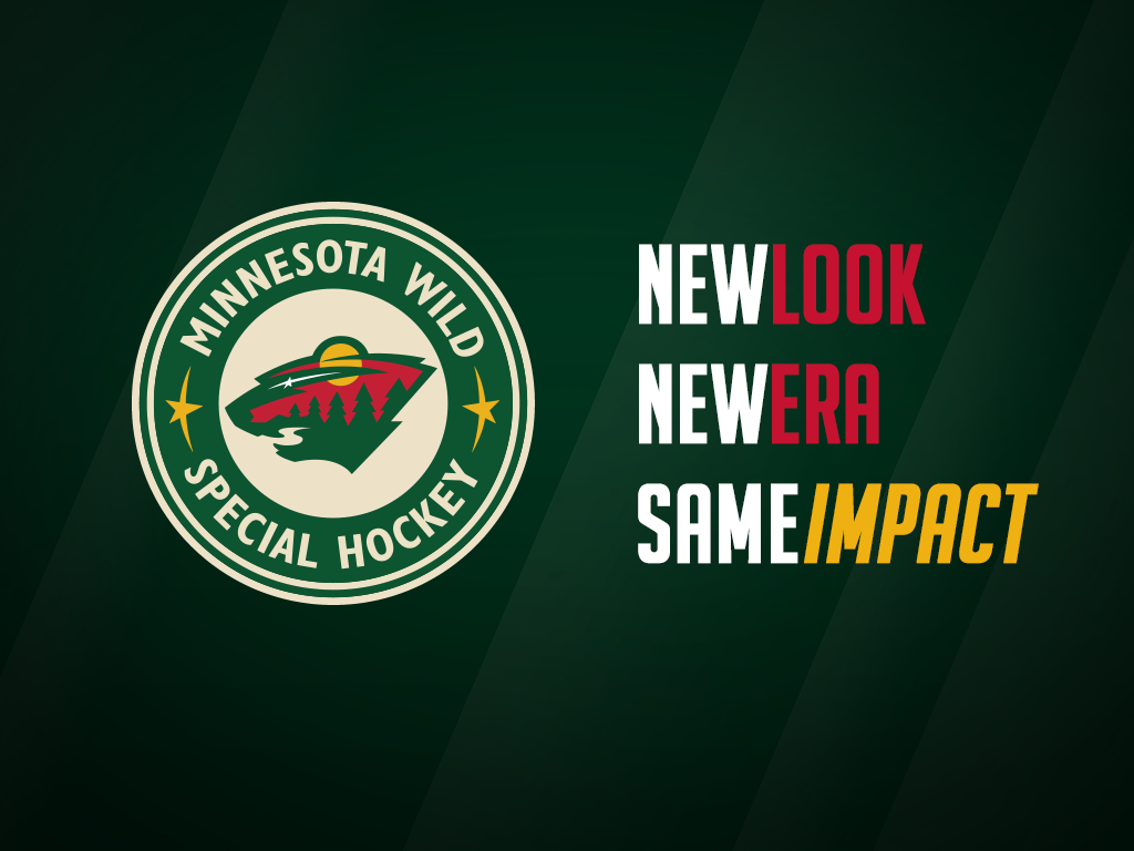 Minnesota Wild Special Hockey: New Look New Era Same Impact