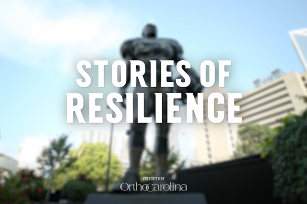 Jake Delhomme - Stories of Resilience