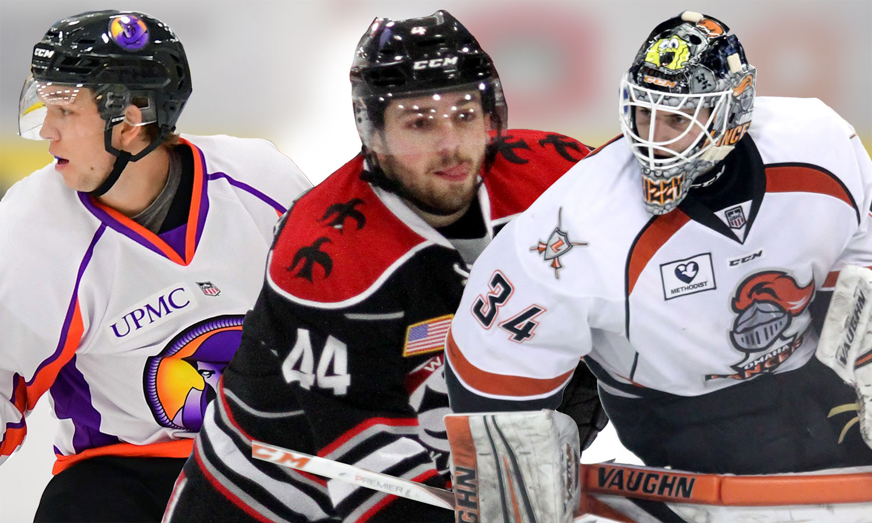 USHL: Players Of The Week - Week 17, 2017-18