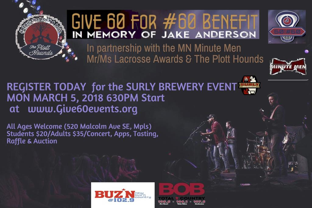Minnesota Minute Men And Give 60 For Fundraiser