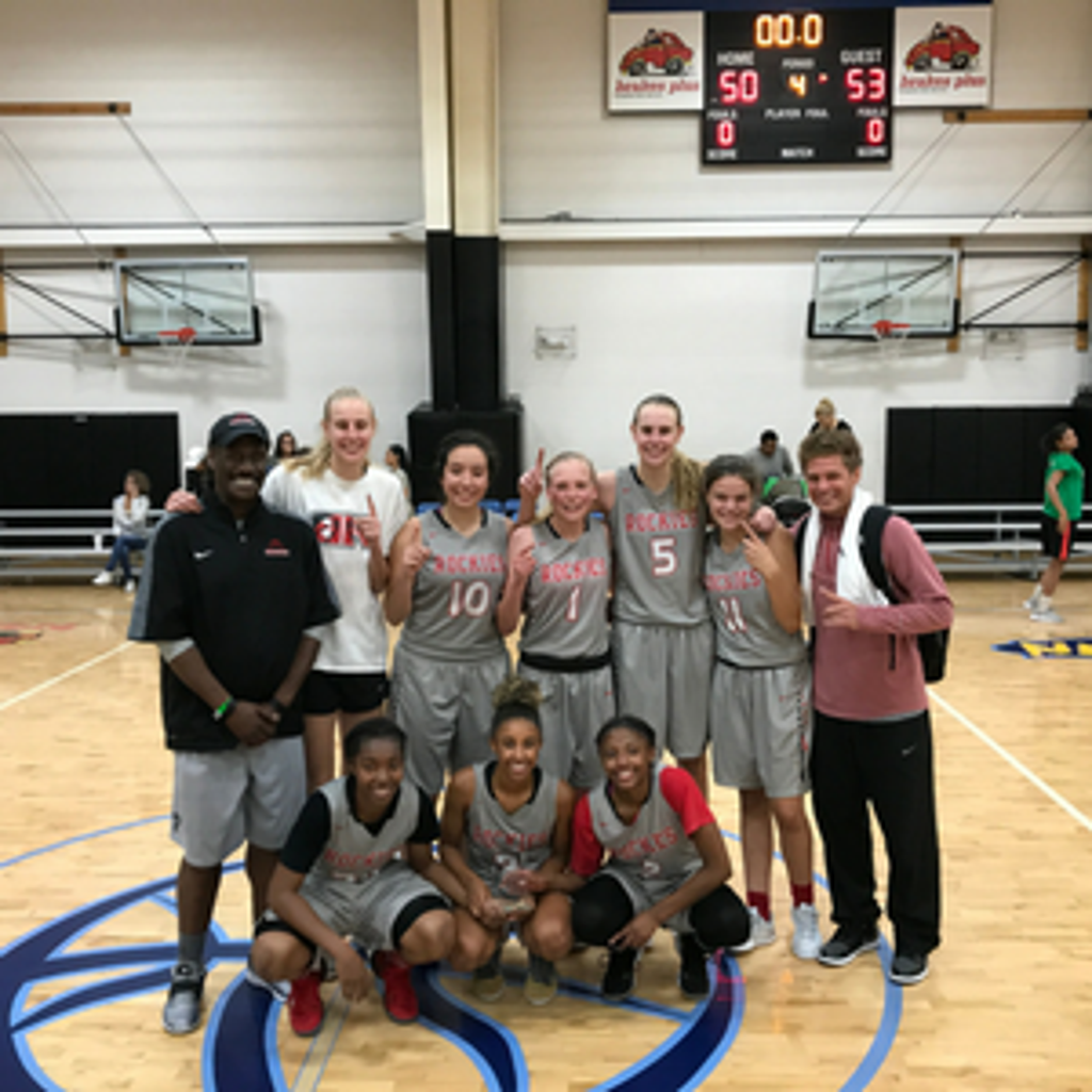 2017 USJN Mountain Madness Champs - Rockies Basketball
