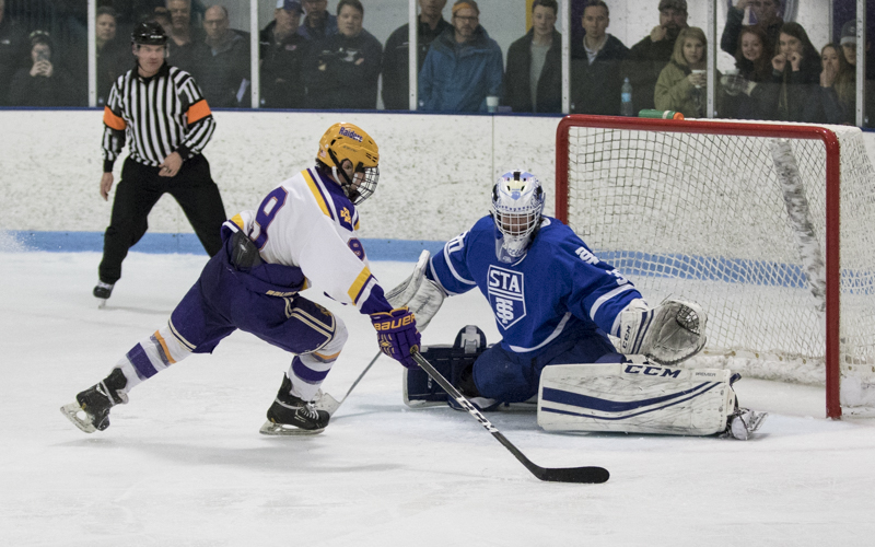 MN H.S.: St. Thomas Academy Shuts Out Cretin-Derham Hall, Extends Winning Streak