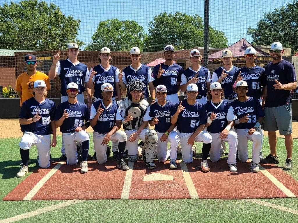 2020 18U Champions-Dallas Tigers Ahearne