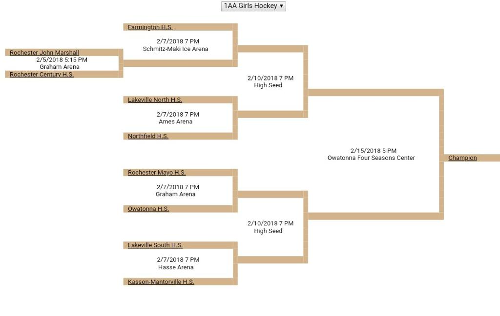 SECTION BRACKETS