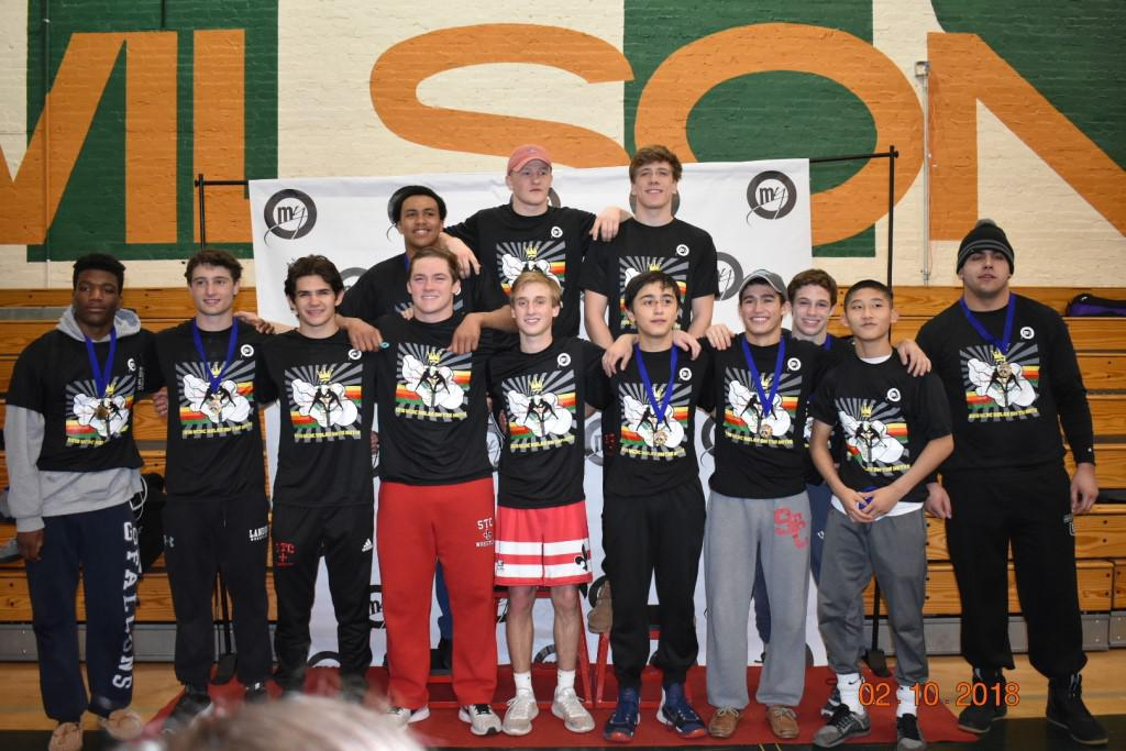 Melee on the Metro 3 - Weight Champions from 103lbs to 285lbs!