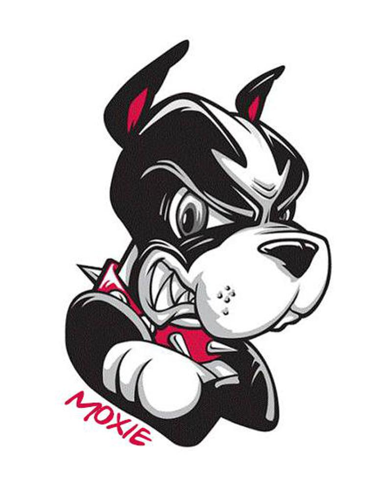 Mutts HS Girls Rugby Team Logo