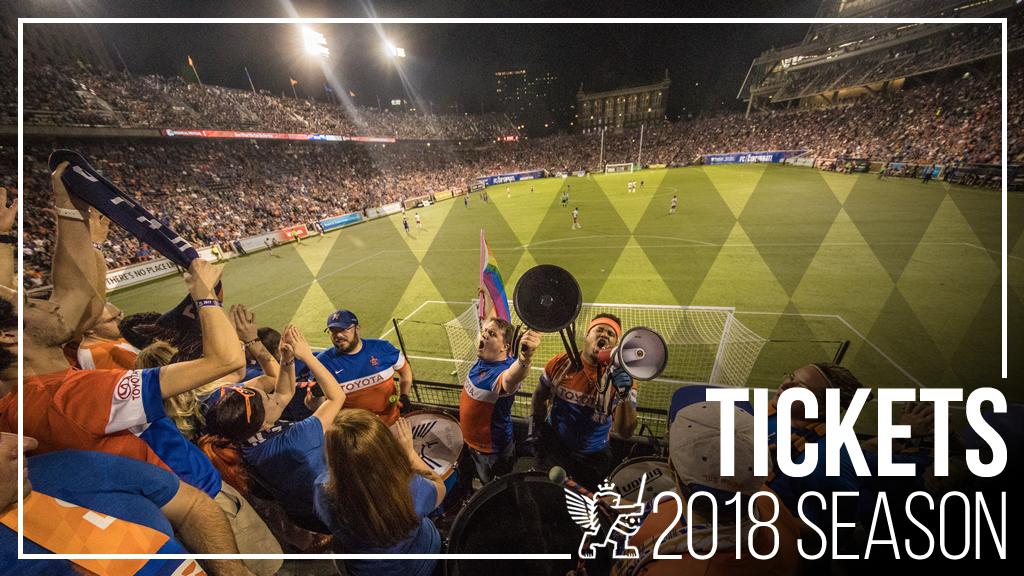2017 FC Cincinnati Tickets