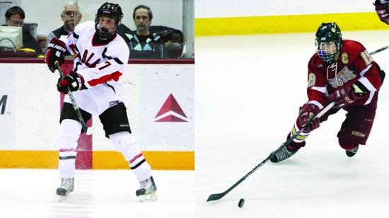 MN H.S.: Catching Up With Mr. Hockey - Kyle Rau & Justin Kloos