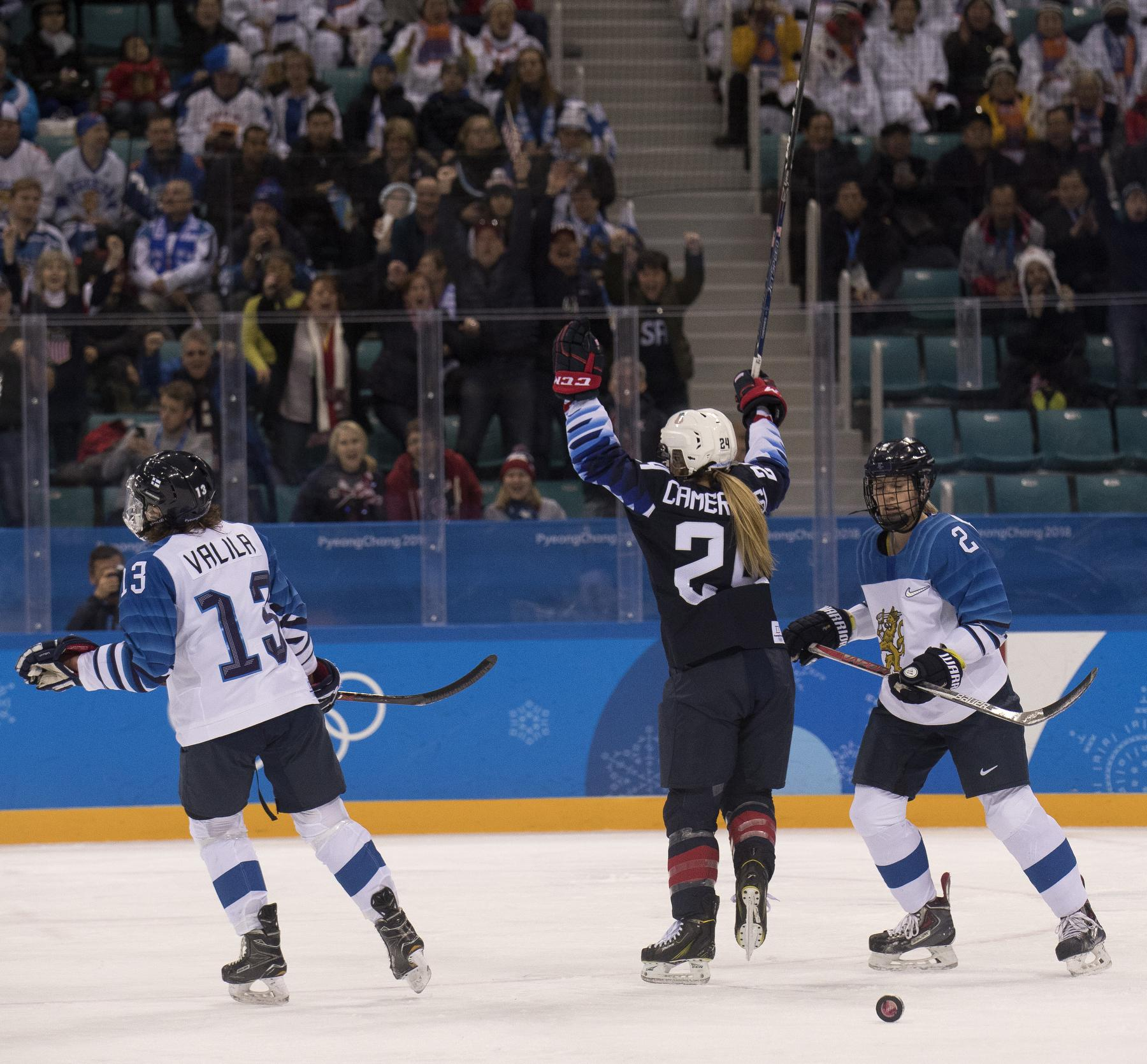Olympics: Future of unified Korean ice hockey team not a given - coach