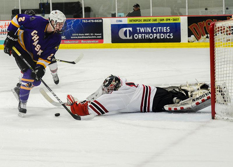 MN H.S.: Chaska Upsets Eden Prairie On Warnert's OT Goal