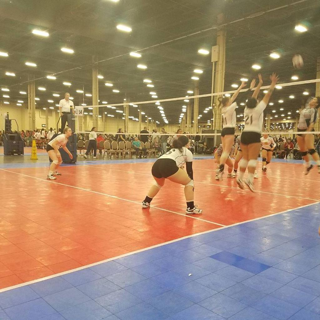 Agape 18-1 Nationals Play at the Las Vegas Classic