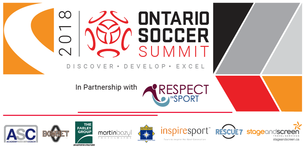 What you need to know for Ontario Soccer Summit 2018