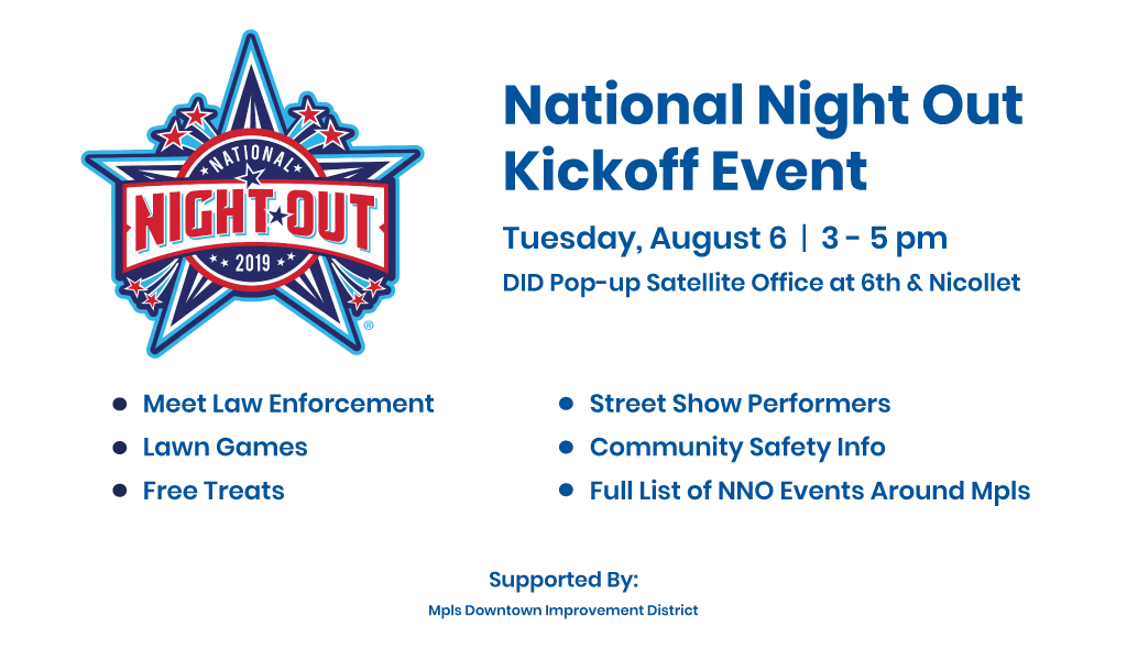 National Night Out Minneapolis