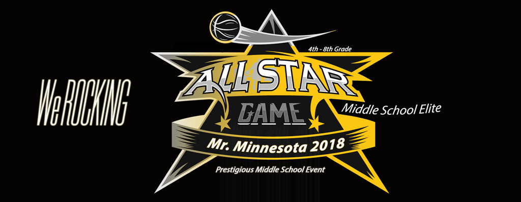 Mr. Minnesota All - Star web banner