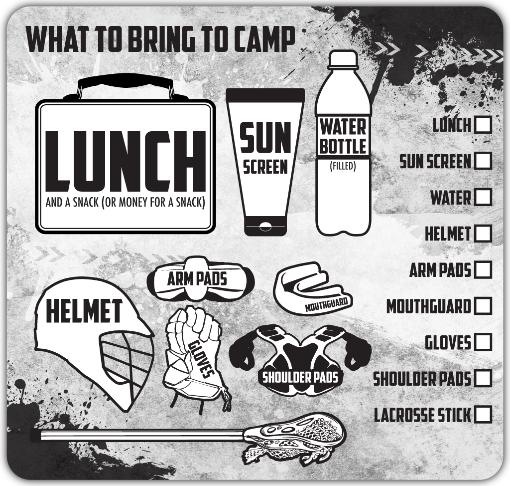 What To Bring To Camp