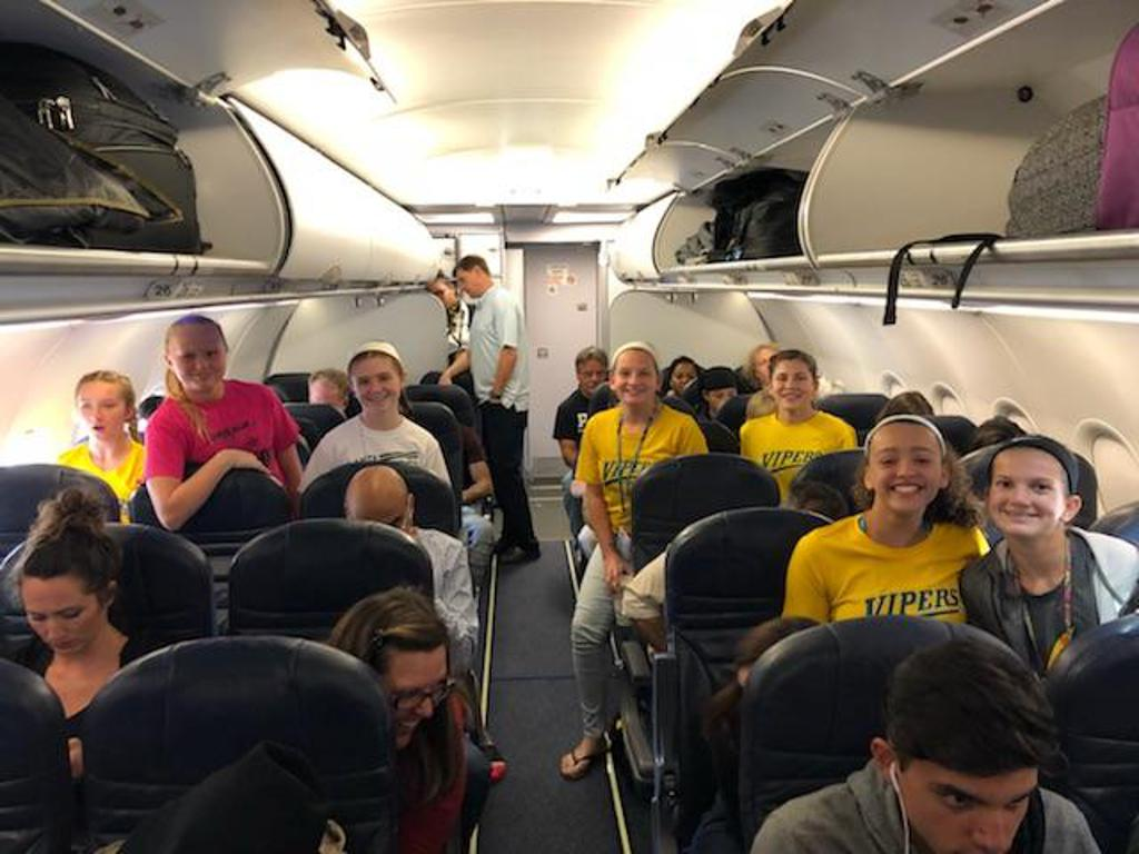 Vipers on the Spirit Vipers Plane