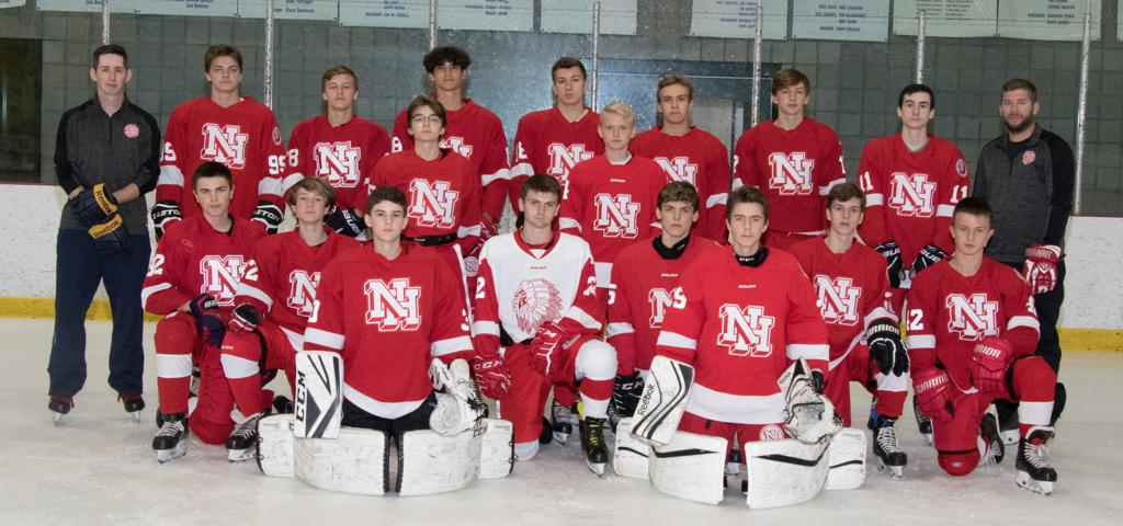 North Hills Hockey JV Team 2019-2020
