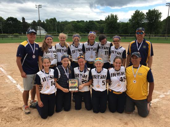 Minnesota Softball 14 Under State Tournaments July 22 23rd