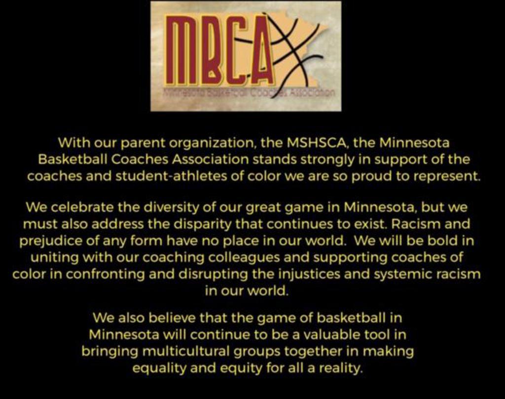 MBCA Statement