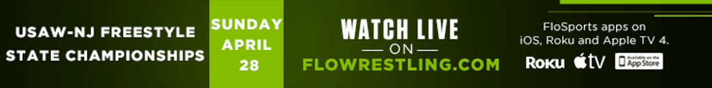 LIVE Stream of Freestyle States on FloWrestling